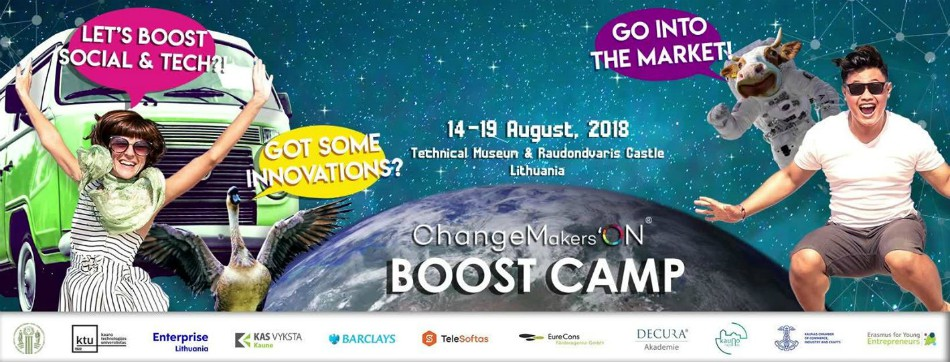 ChangeMakers Boost Camp